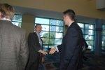 Hallway & Business Networking