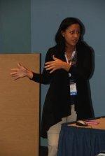 "Angela Benton(CEO)Black Web 2.0""Social Networking and the Black Community"""