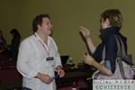 Networking at the 2011 Social  Conference in Miami