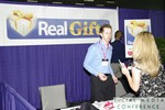 Real Gifts (Exhibitor) at the January 19-21, 2011 Enterprise Social  Conference in Miami