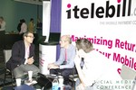 Itelebill (Exhibitor) at the January 19-21, 2011 Enterprise Social  Conference in Miami