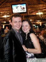 Pre-Event Party at Montys Bar and Grill at SNC2011 Miami