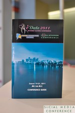 The Event Book at the 2011 Social  Conference in Miami