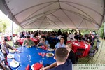 Lunch at the 2011 Miami Enterprise Social  Conference