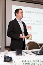 Joe Paulding (Director of Traffic Strategy @ NBC Universal / G4TV) at the June 22-24, 2011  in Beverly Hills