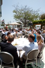 Lunch at the June 22-24, 2011 Beverly Hills