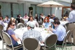 Lunch at the  2011 Conference in Beverly Hills