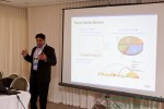 Ranjun Chauhan (Corporate Social Intelligence Strategy and Development at IBM) at the 2011 Beverly Hills Social  Conference